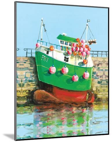 Green Netter-Jeremy Thompson-Mounted Giclee Print