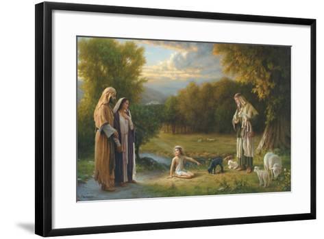 That One-Mark Missman-Framed Art Print