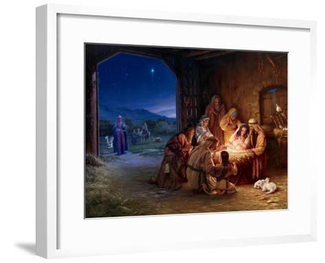 Light of the World-Mark Missman-Framed Art Print