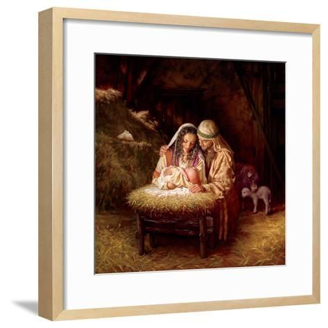 Light of Love-Mark Missman-Framed Art Print