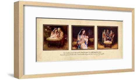 For God So Loved the World-Mark Missman-Framed Art Print