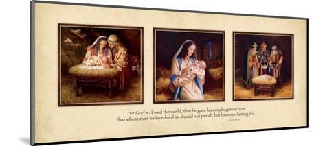 For God So Loved the World-Mark Missman-Mounted Art Print