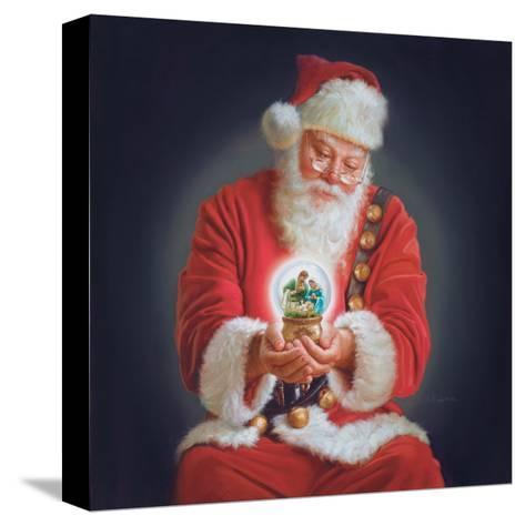 The Spirit of Christmas-Mark Missman-Stretched Canvas Print