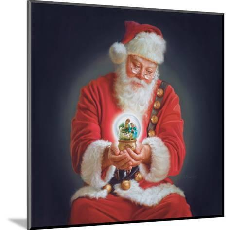 The Spirit of Christmas-Mark Missman-Mounted Art Print