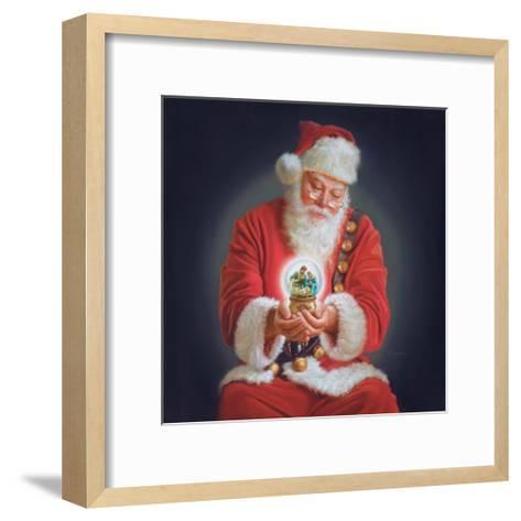 The Spirit of Christmas-Mark Missman-Framed Art Print