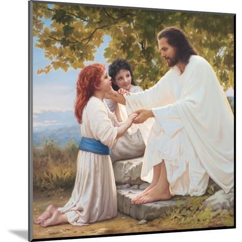 The Pure Love of Christ-Mark Missman-Mounted Art Print