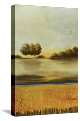 Peaceful Afternoon-Cheryl Martin-Stretched Canvas Print