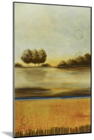 Peaceful Afternoon-Cheryl Martin-Mounted Premium Giclee Print