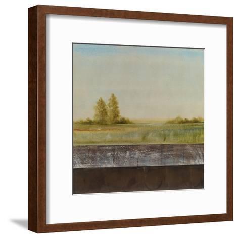 Quiet Grace 1-Cheryl Martin-Framed Art Print