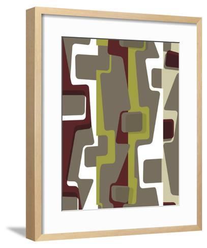 Funkstorung #5-Campbell Laird-Framed Art Print