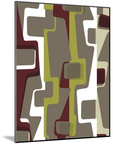 Funkstorung #5-Campbell Laird-Mounted Premium Giclee Print
