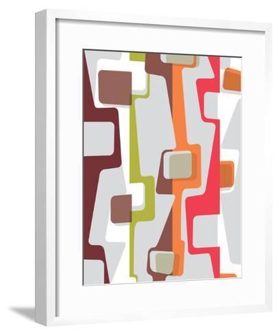 Funkstorung #4-Campbell Laird-Framed Art Print