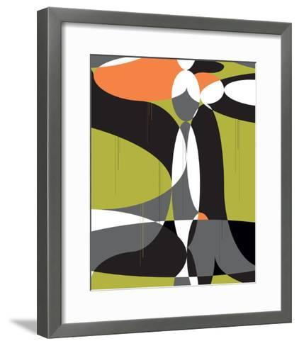 Quiescent #6-Campbell Laird-Framed Art Print