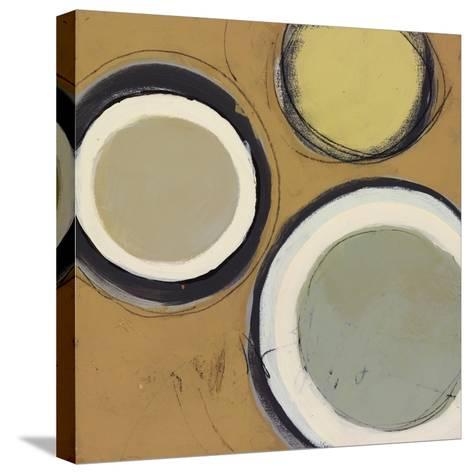 Circle Series 3-Christopher Balder-Stretched Canvas Print