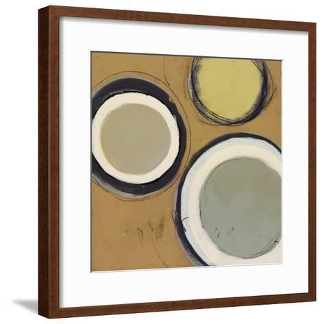 Circle Series 3-Christopher Balder-Framed Art Print