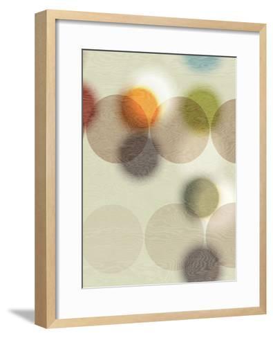 Coalesce 2-Campbell Laird-Framed Art Print