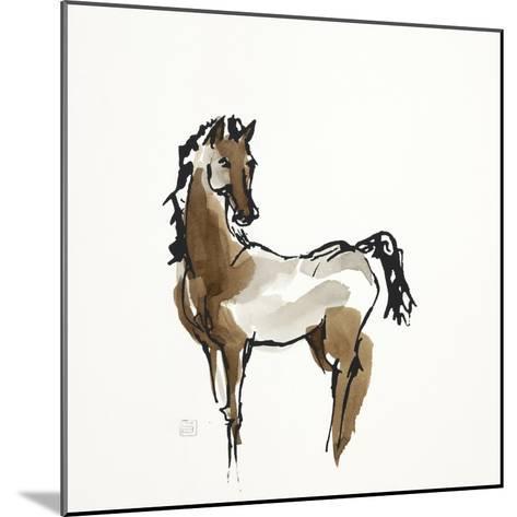 Tao, Curiosity-Chris Paschke-Mounted Premium Giclee Print