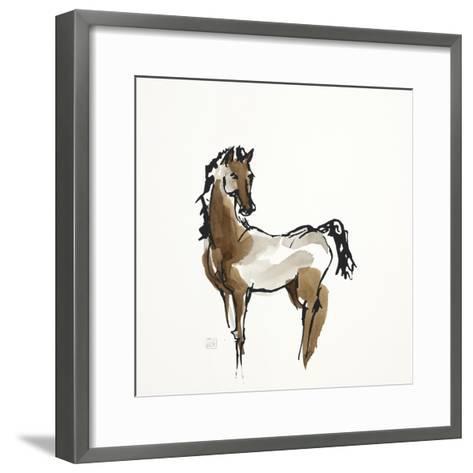 Tao, Curiosity-Chris Paschke-Framed Art Print