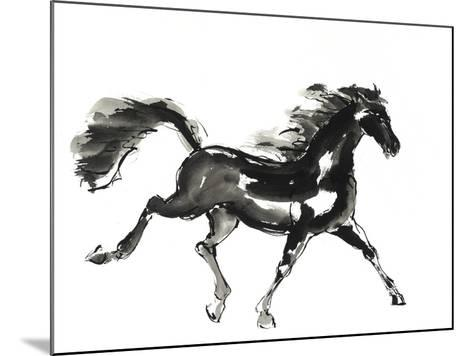 Horse H4-Chris Paschke-Mounted Premium Giclee Print