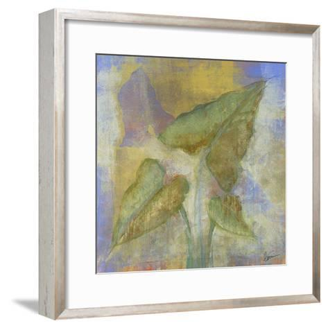 Tropical Study 4-Maeve Harris-Framed Art Print