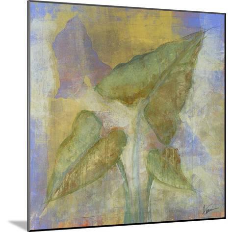 Tropical Study 4-Maeve Harris-Mounted Premium Giclee Print