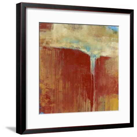 Fire-Maeve Harris-Framed Art Print