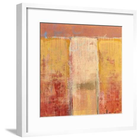 Kaleidoscope 5-Maeve Harris-Framed Art Print