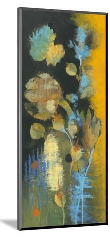 Japanese Garden-Paul Chang-Mounted Premium Giclee Print