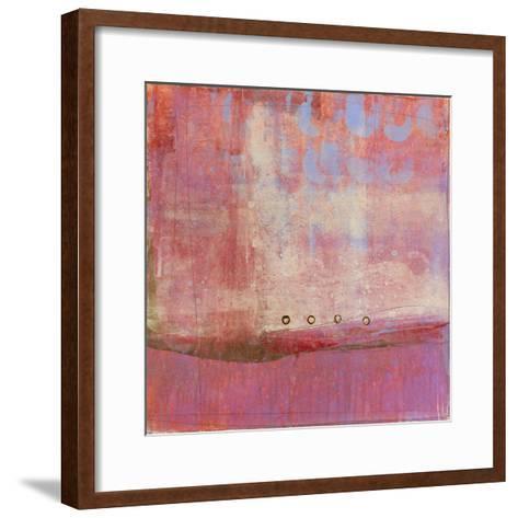 Kaleidoscope 2-Maeve Harris-Framed Art Print