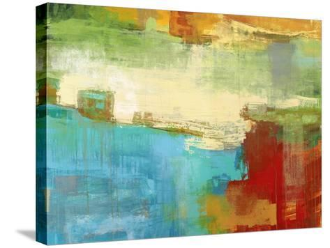 Carnivale-Maeve Harris-Stretched Canvas Print