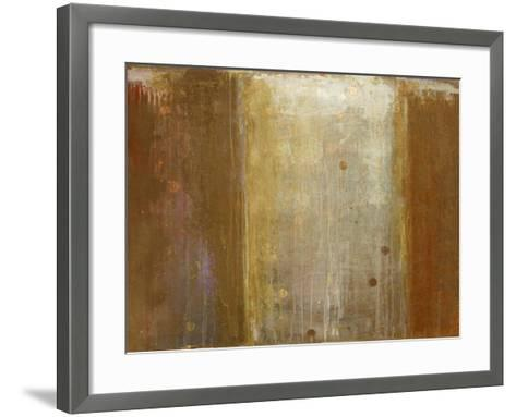 Cascadia 3-Maeve Harris-Framed Art Print