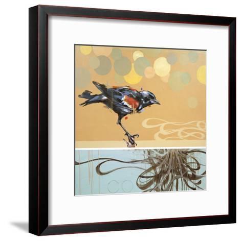 Nest-Frank Gonzales-Framed Art Print