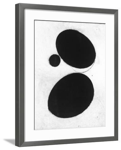 Moderno 1-Susan Gillette-Framed Art Print