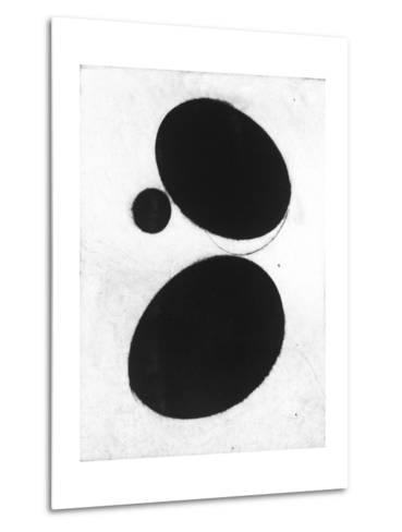 Moderno 1-Susan Gillette-Metal Print