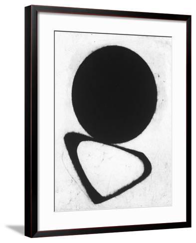 Moderno 7-Susan Gillette-Framed Art Print