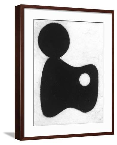 Moderno 8-Susan Gillette-Framed Art Print