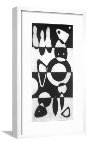 Grande E Moderno 1-Susan Gillette-Framed Art Print