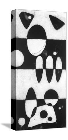 Grande E Moderno 2-Susan Gillette-Stretched Canvas Print