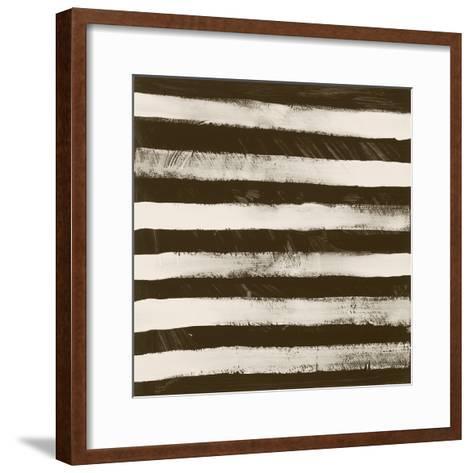 Sepia A-Franka Palek-Framed Art Print