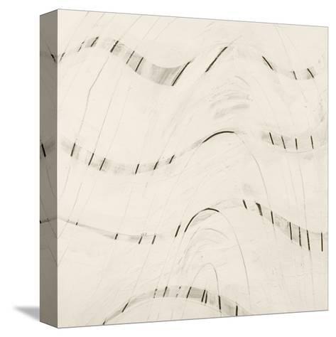 Sepia C-Franka Palek-Stretched Canvas Print