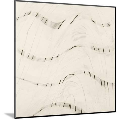 Sepia C-Franka Palek-Mounted Premium Giclee Print