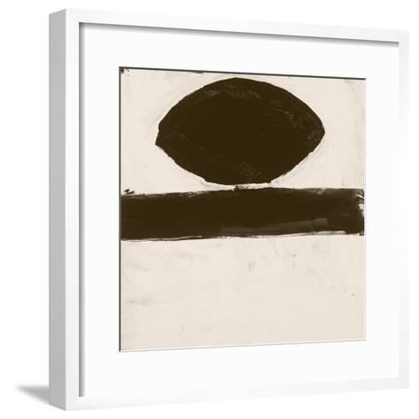 Sepia O-Franka Palek-Framed Art Print