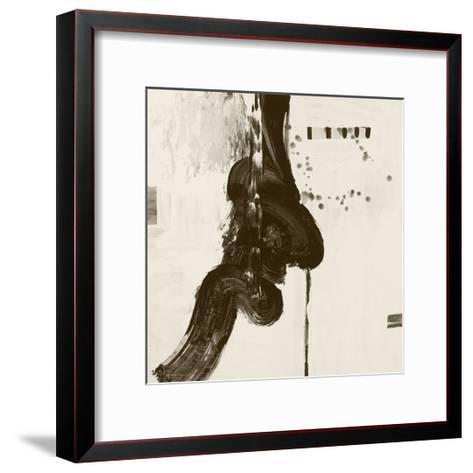 Sepia P-Franka Palek-Framed Art Print