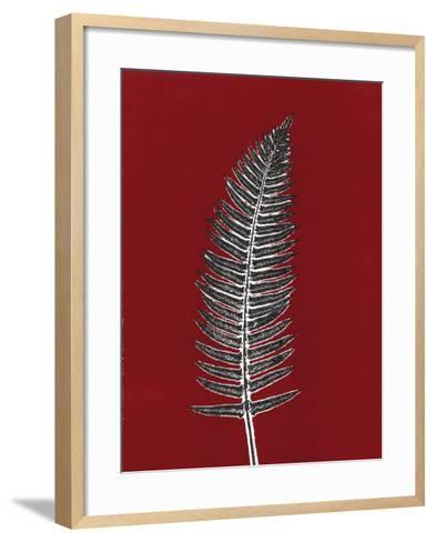 Red 5-Mary Margaret Briggs-Framed Art Print