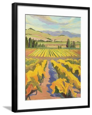 Cline Golden Harvest-Kay Carlson-Framed Art Print