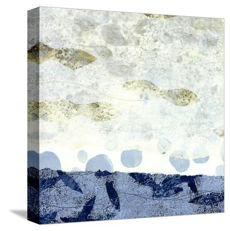 Water's Edge II-David Owen Hastings-Stretched Canvas Print