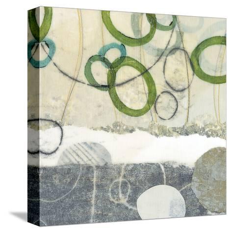 Pathways III: Shadows-David Owen Hastings-Stretched Canvas Print