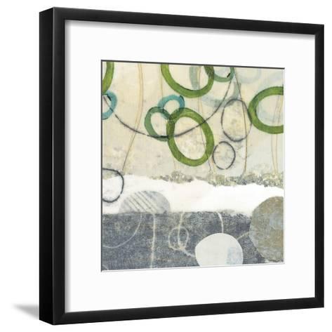 Pathways III: Shadows-David Owen Hastings-Framed Art Print