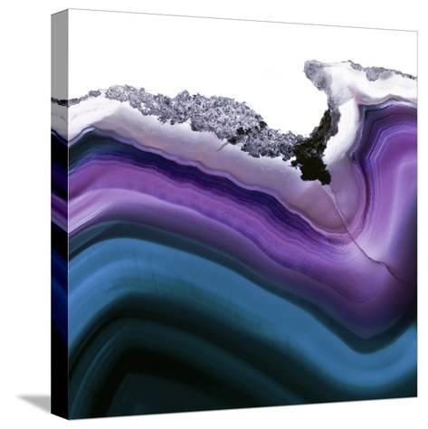 Aster Agate A-GI ArtLab-Stretched Canvas Print