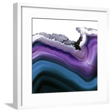 Aster Agate A-GI ArtLab-Framed Art Print